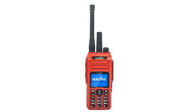 TH-680 is a dual working modes 2-way radios. It combines GSM WCDMA SIM Card IP radio and VHF /UHF an...