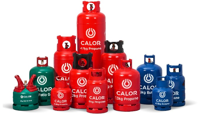 We Supply Calor Gas :- - Propane 47kg, 19kg, 13kg, 6kg, 3.9kg - Butane 15kg, 12kg, 7kg, 4.5kg, 6kg C...