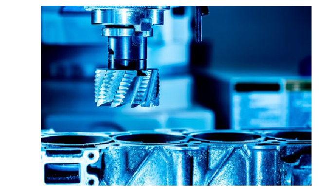 Suministro de aplicaciones para máquinas herramienta, incluyendo rectificación, corte de metal, mold...