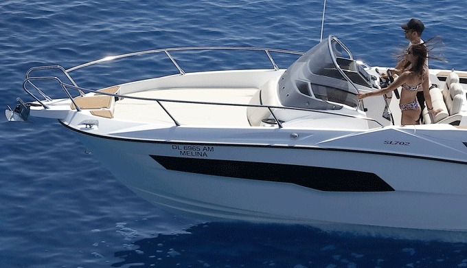New Updated Design for 2020, The Karnic SL702 has been Hong Kong's Best Selling Boat since 2017. Len...