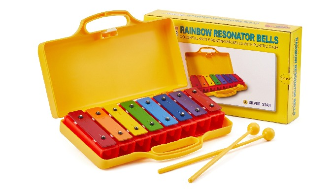 Xylophone 8 note | instrument for kid