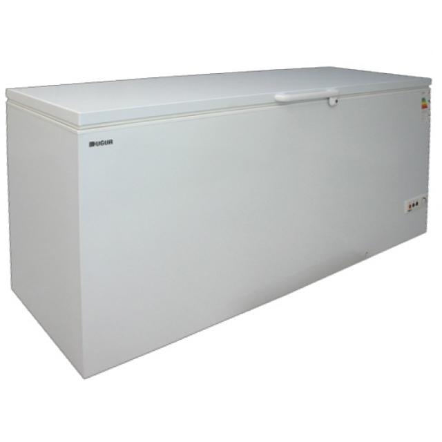 Ladă congelatoare cu capac compact | UDD 660 BK