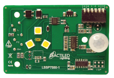 Apporter de l'intelligence au systèmes d'éclairage est au coeur du savoir-faire d'ACTIlED Lighting. ...