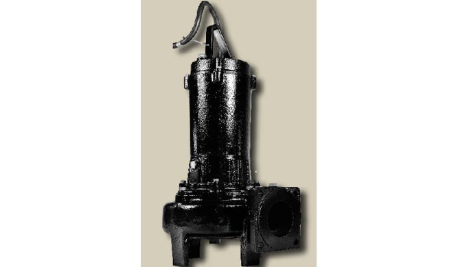 RV-40 pumps are used in sewage treatment plants, floods, wastewater pumping, cellar drainage, etc. B...