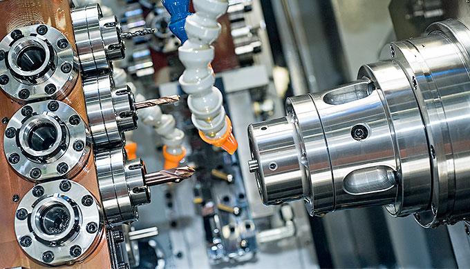 Erstbearbeitung Auf unseren leistungsstarken, mechanisch gesteuerten Mehrspindelautomaten Schütte u...