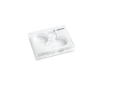 Filtres en microfibre de quartz préchauffé de Grade Q3400 est composé à 100% de microfibres de quart...