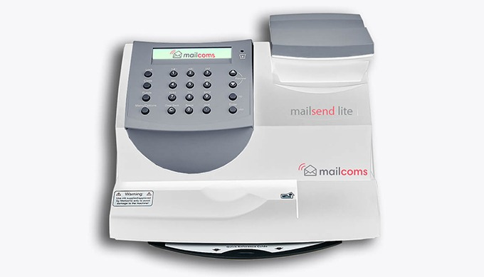 The Mailsend Lite Mailmark franking machine is the ideal solution for any small business. It comes p...