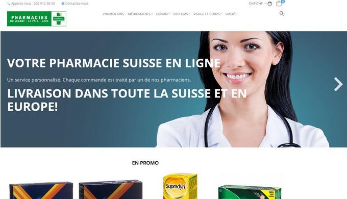 Boutique en ligne (webshop)