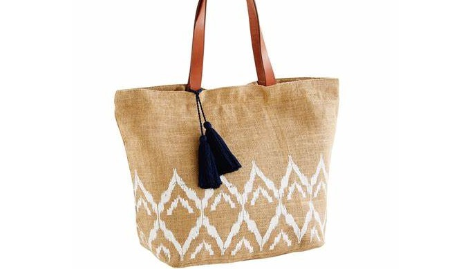 hand bags of different eco friendly fabrics as Jute, Cotton, Crochet, Straw Etc.use for different st...
