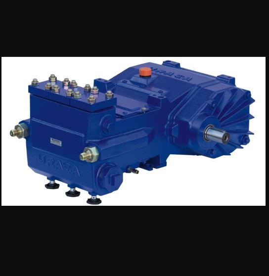 Pompes haute pression avec des rendements mécaniques élevés: Pompe KD708