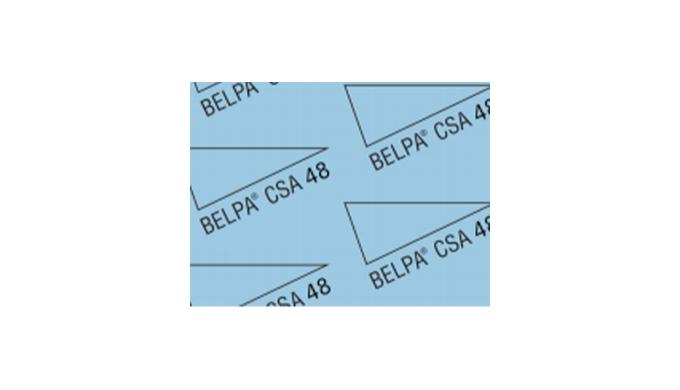 NEW GASKET MATERIAL BELPA® CSA 48