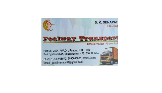 At Feelway we Provide Transport Service in Bhubaneswar Odisha to our customers. Our company has a la...