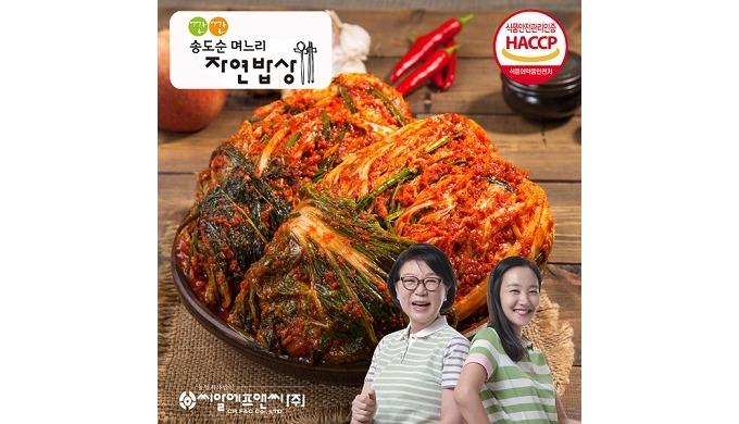 Baechu kimchi | korea tradional food