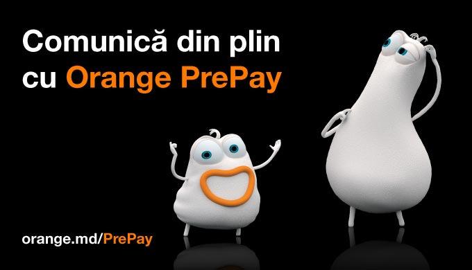 Orange PrePay