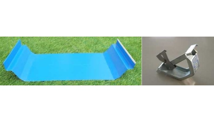 Product Parameters: Product Name475 Bite Type Big Roof Panel Corrugated Steel Roofing Sheets Profile...