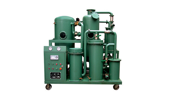 Insulating oil regeneration device ModelDimension(mm)Chemicals (kg)Treatment capacity (T)Power (KW) ...