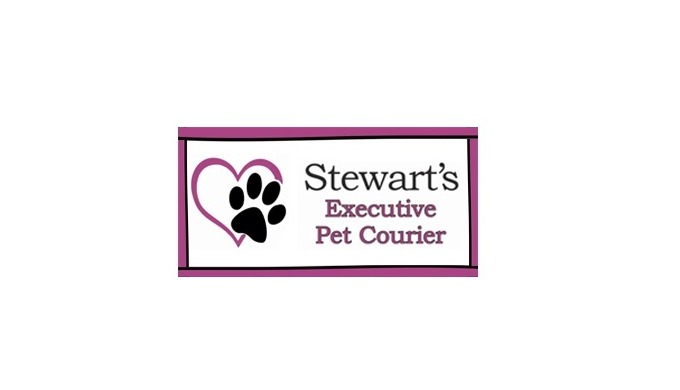 Here at Stewart Executive Pet Courier we offer a range of Pet Courier services throughout Robertsbri...