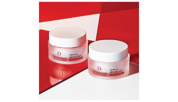 Drama Day Red Pearl Cream (Face care cream)