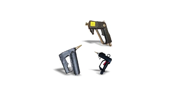 La serie de pistolas manuales A4 de Valco Melton simplifica las aplicaciones de hot melt brindándole...