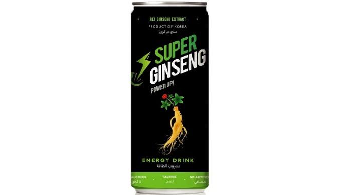 Super Ginseng Energy Drink