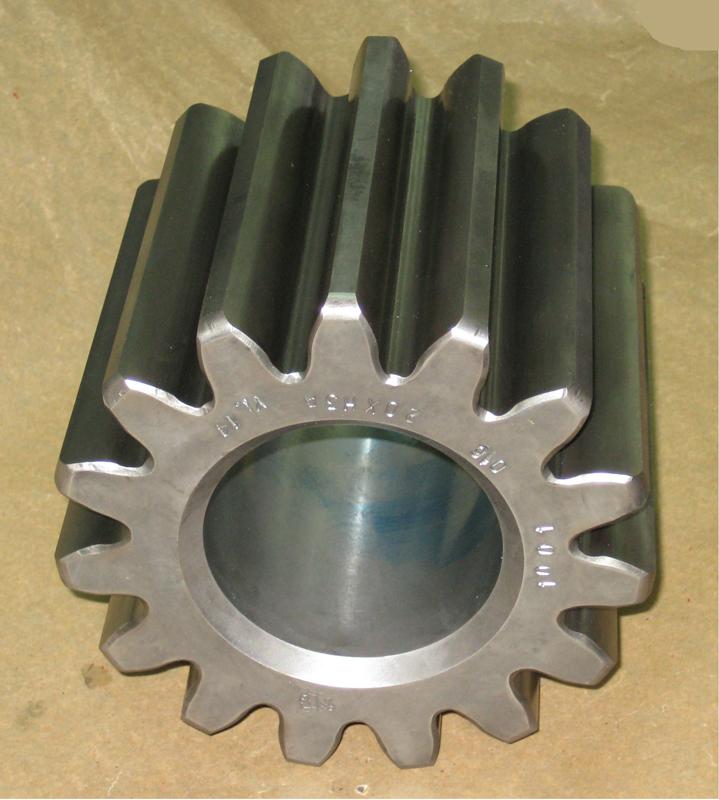 Шестерня тягового электродвигателя Т328.37.10.01-МЗ