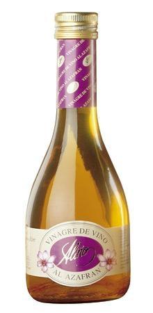 Wine vinegar Saffron