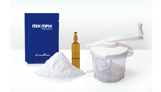 MIXMAX set-Bone Cement & Mixing System