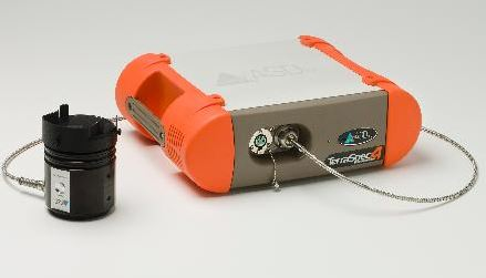 Spectromètre minéral TerraSpec® 4 ASD haute résolution vaut à une exploration minière rapide et préc...
