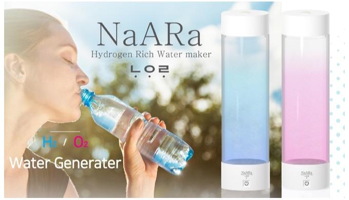 NaARa - hydrogen generating tumbler