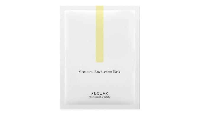 RECLAR-C Control Brightening Sheet Mask
