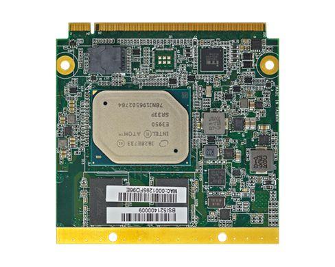 4GB/8GB LPDDR4 Dual Channel Memory Down 1 DDI*, 1 LVDS*/(eDP + DDI);Supports triple displays: eDP+2D...