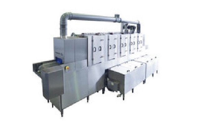 Kontinuierliche Waschmaschinen und Waschmaschinen, Geschirrspüler für den Maschinenbau