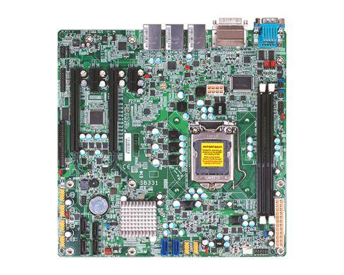 SB331-IPM | 3rd/2nd Gen Intel Core | micro-ATX | DFI