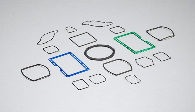 Wir sind Ihr Ansprechpartner sowohl für runde O-Ringe als auch für Formen O-Ringe. Die O-Ringe sind ...