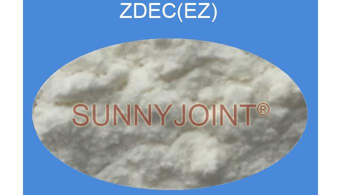 Accelerator ZDEC(ZDC/EZ) Chemical Name Zinc diethyl dithiocarbamate Molecular Formula C10H20N2S4Zn M...