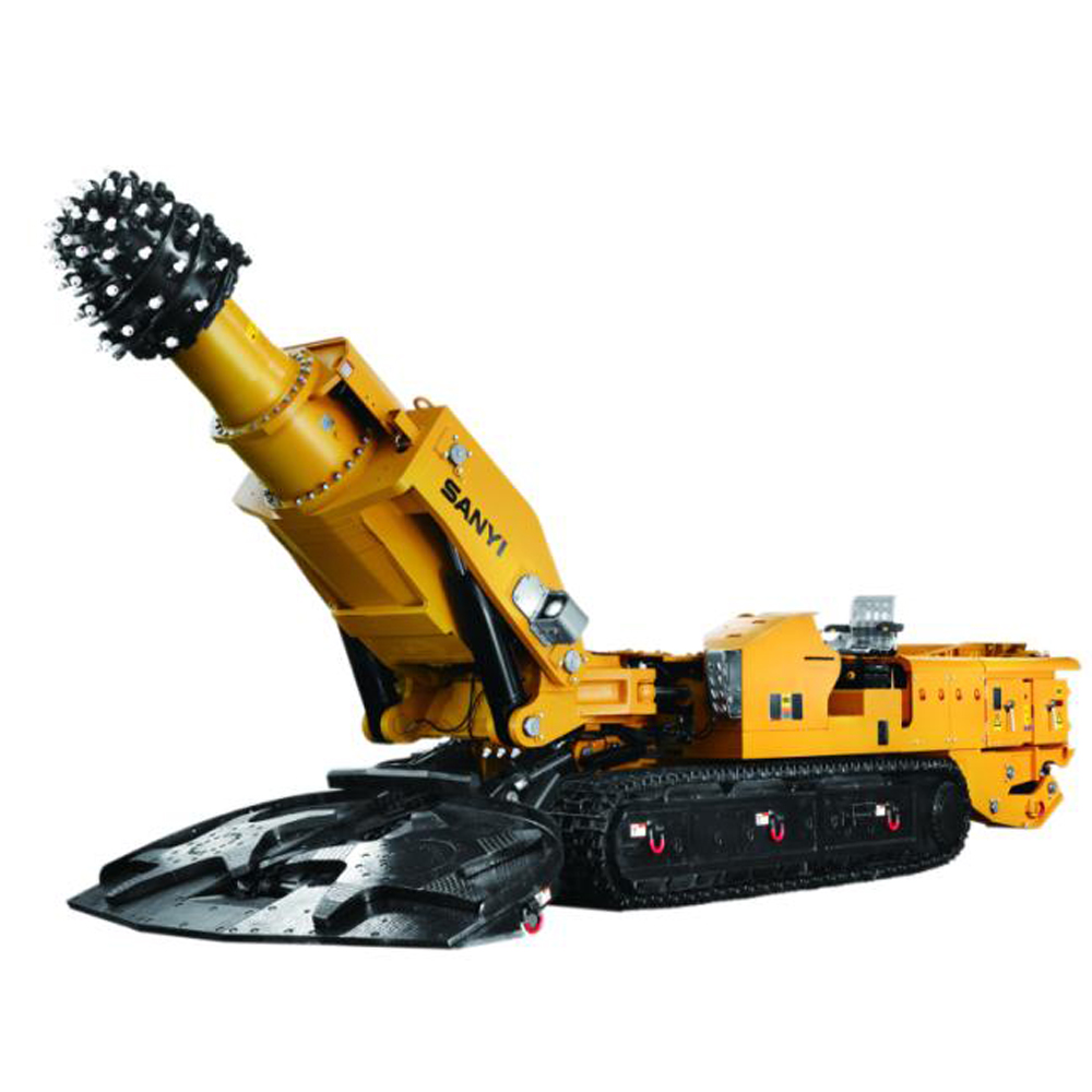 1.Efficient Rock Breaking The maximum hardness of rock which can be cut at time of joint development...