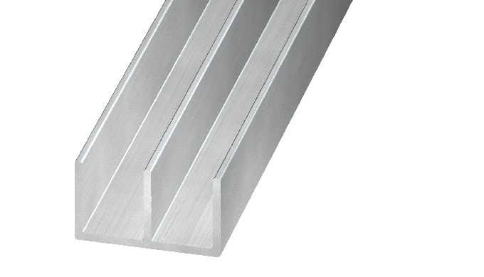 We offer a wide range of Aluminium Sections, which is developed by utilizing high-grade aluminium. T...