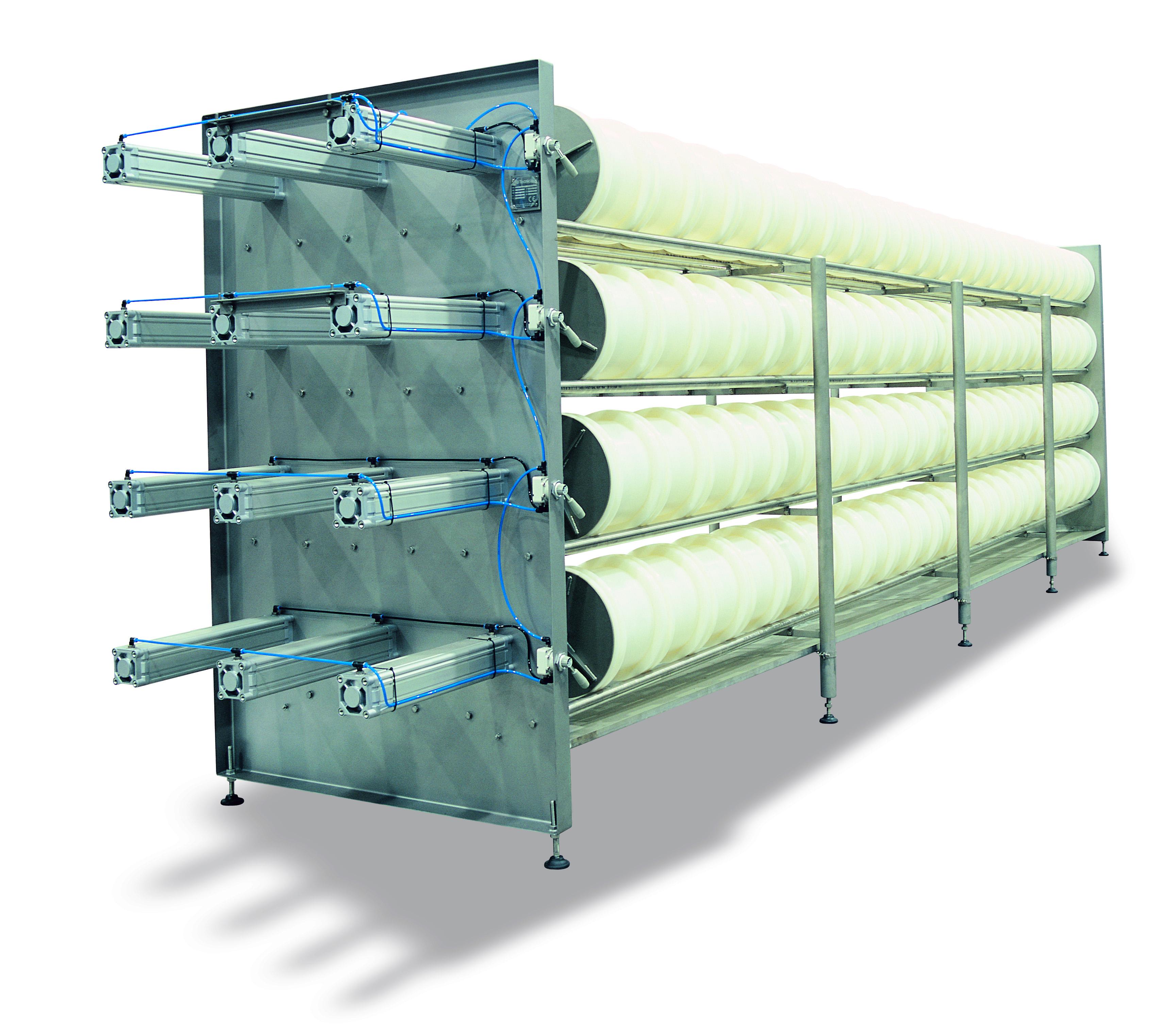 PRENSAPRESS semi-automatic horizontal presses