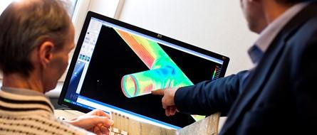 De lokale leverandørene og produsentene for Amiantit Europe sikrer teknisk assistanse for konstruktø...