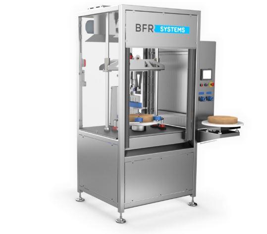 Trancheur à ultrasons ERMA 30F BFR Systems