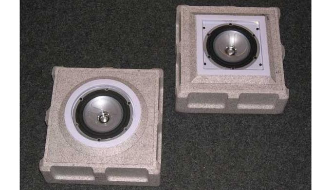 Einbauelement für Lautsprecher