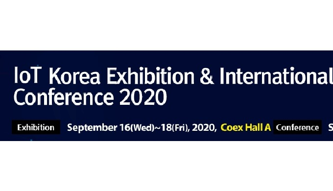 IoT Korea Exhibition & International Conference 2020