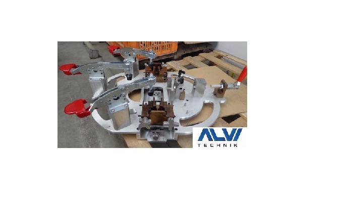 Compania Alvi Technik SRL ofera servicii integrate in domeniul prelucrarilor prin aschiere pe masini...