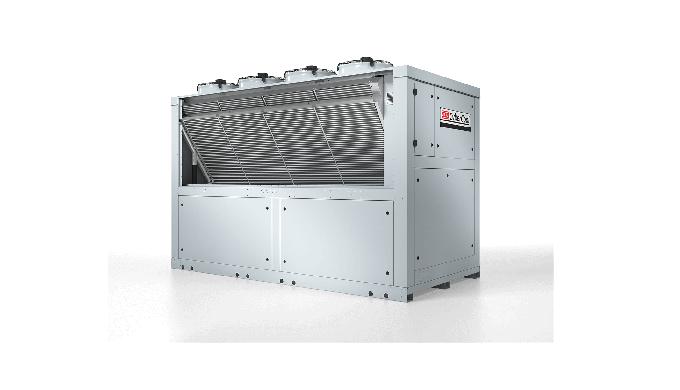 Condizionatore di precisione con acqua refrigerata per Data Centre. CyberCool 1 è disponibile in ver...