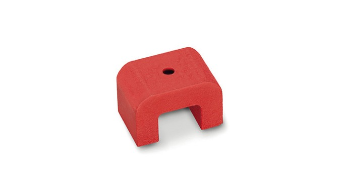 Hard ferrite (HF) Hard ferrite Magnets (80% iron oxide) are made out by a sintering process. Like al...