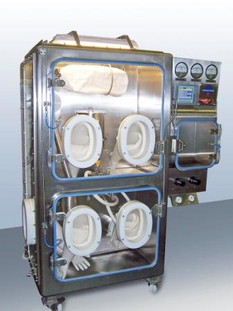 Hosokawa Micron designs and builds a full range of Pharmaceutical Isolators including systems which ...