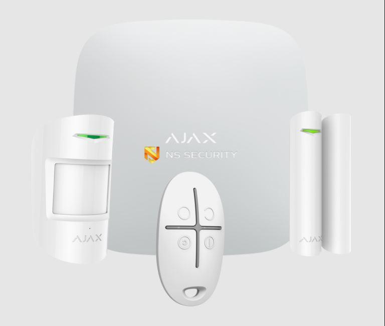 Système d'alarme anti intrusion NS GROUP vous présente NS Security : L'innovation, la technologie, l...