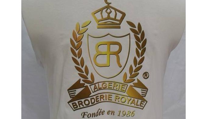 Broderie Royale Algérie