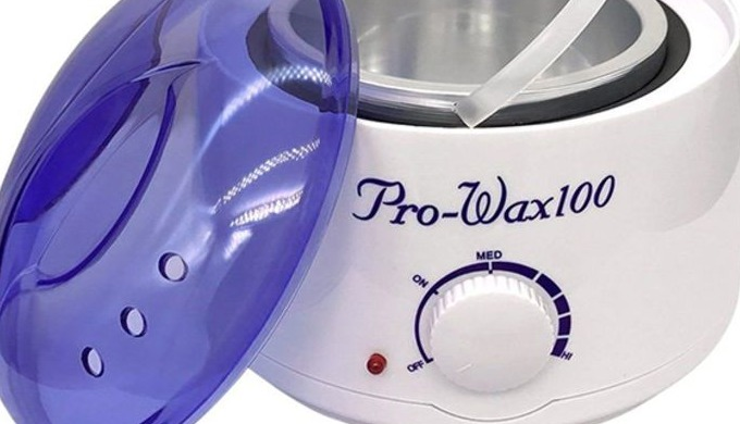 Electric Hair Removal Wax