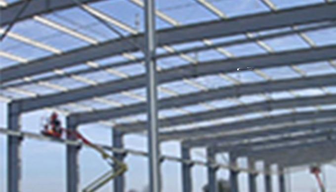 Chaudronnerie industrielle, charpentes métalliques, montage structure métallique, entretien industri...